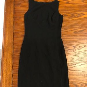 Guess Collection, Black Pencil Dress